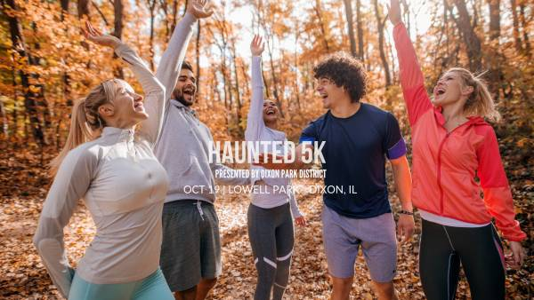 Haunted 5K at Lowell Park