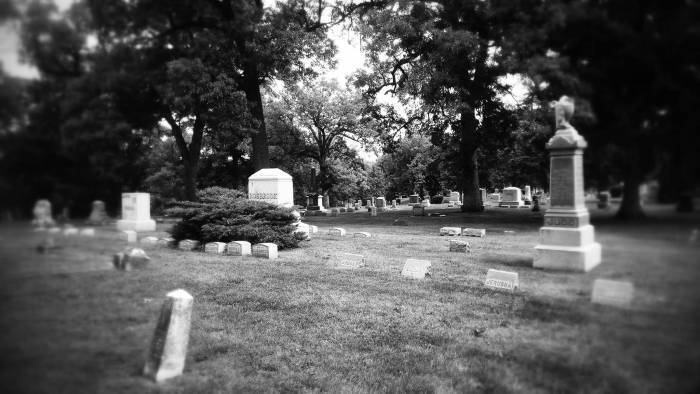 Tales from Beyond the Grave Cemetery Tour
