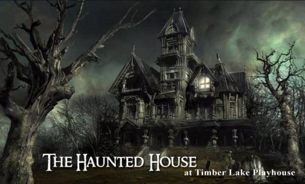 Haunted Experience at Timber Lake