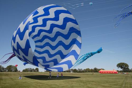 DeKalb Fall Kite Festival