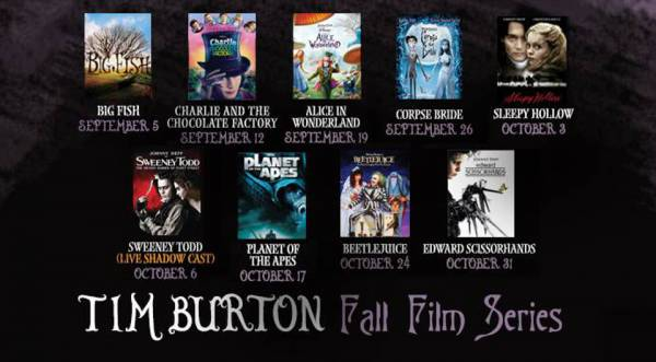 Egyptian Theatre Fall Film Series