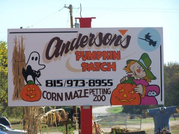 Anderson's Pumpkin Patch